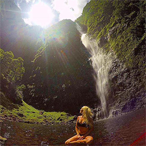 Let Us Show You the Way to Hanakoa Falls!