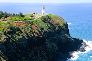 Kilauea Lighthouse & Wildlife Refuge